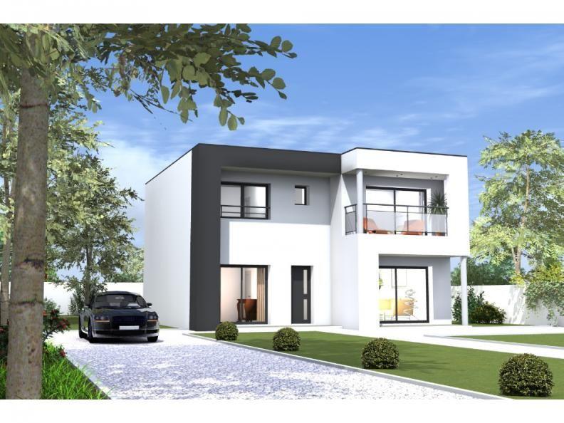Maison 60m2 60m2 bon march maisons cher maison for Maison moderne 60m2