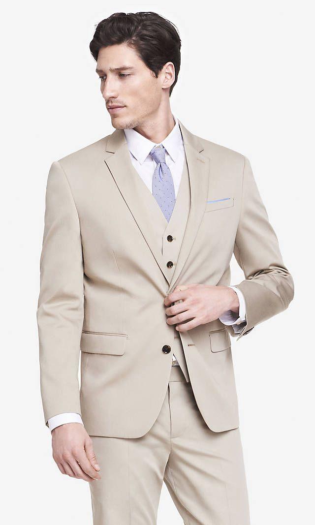 Cotton Sateen Innovator Suit Jacket   Express   Wedding Ideas ...
