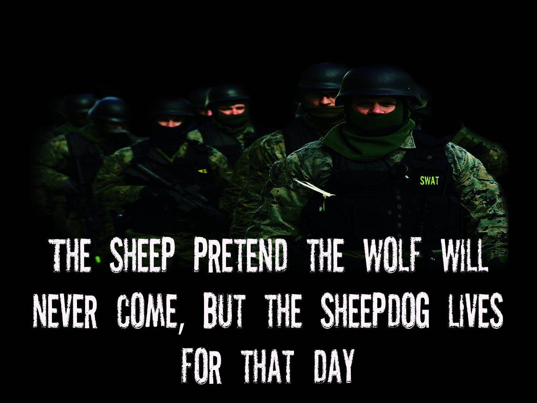 Amazon Com Swat Team Poster Warrior Poster Hero Poster Sheepdog