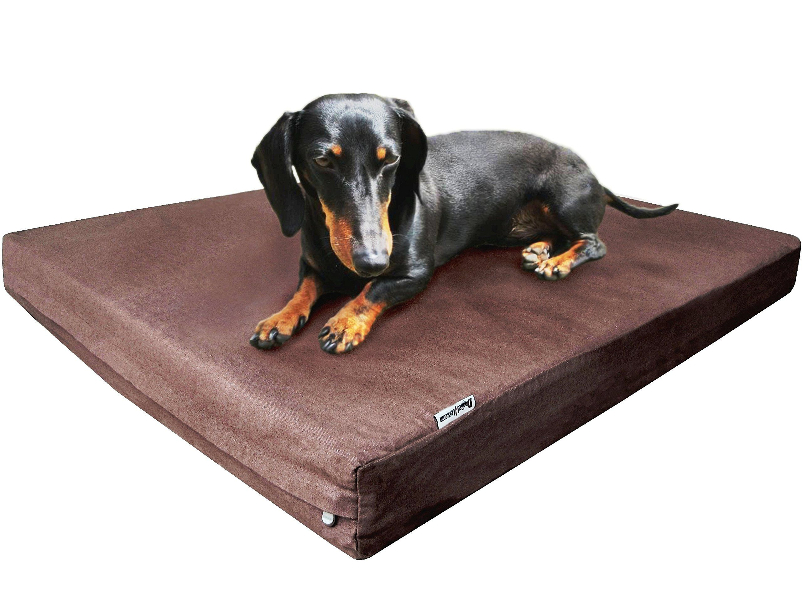 Pin By Joann F On About Dogs Orthopedic Dog Bed Memory Foam Dog Bed Dog Bed