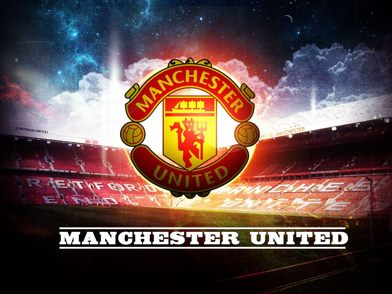 Manchester United Wallpaper Wallpaper Wa Keren Manchester