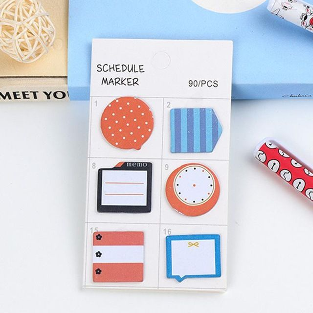 Stationery World Office Supplies Quality Paper Hankies Directly From China Clip Suppliers Pad Kawaii