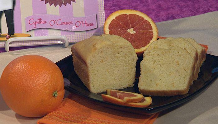 Harried Housewife: Mini Orange Loaves