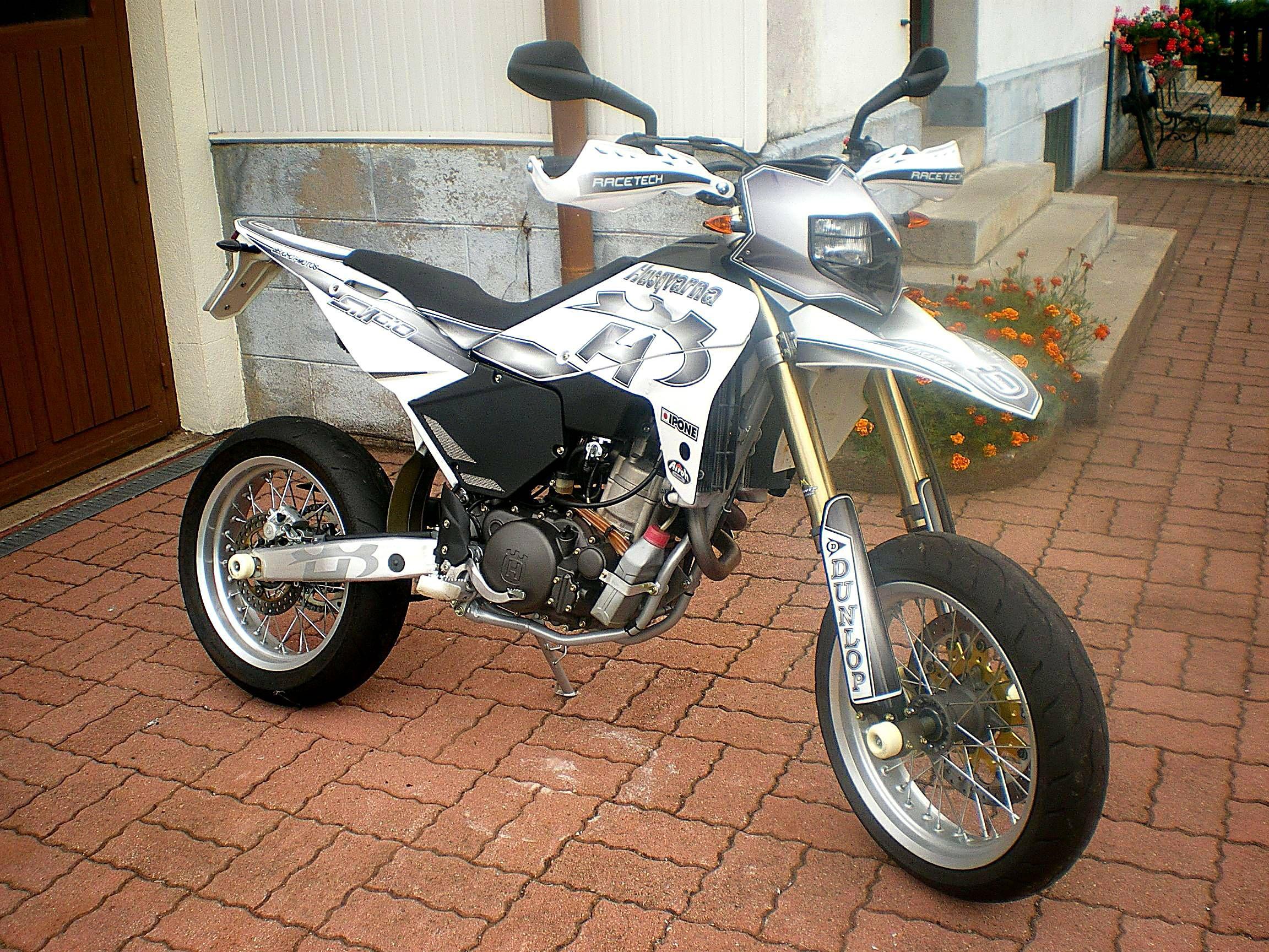 husqvarna 610 sm motorcycles motorbikes motorbike bike. Black Bedroom Furniture Sets. Home Design Ideas