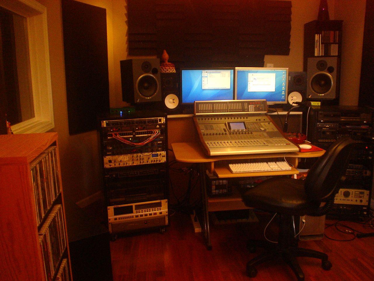 music studios Google Search Recording studio home