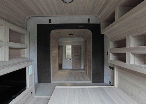 Smolenka Apartment - Peter Kostelov