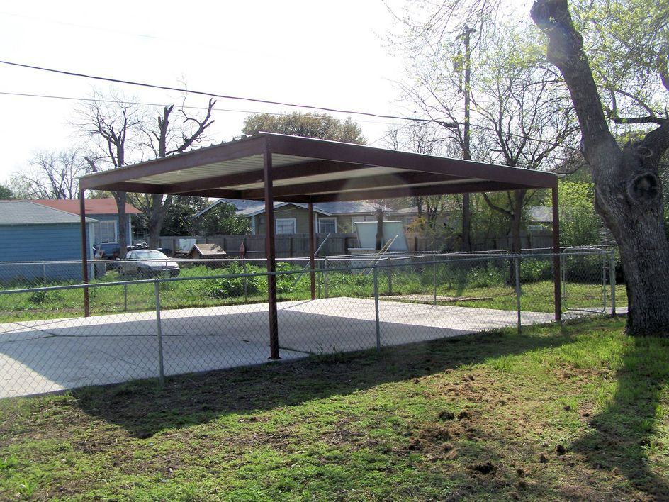 20 X 20 Patio Cover Carport, Carport patio, Metal carports