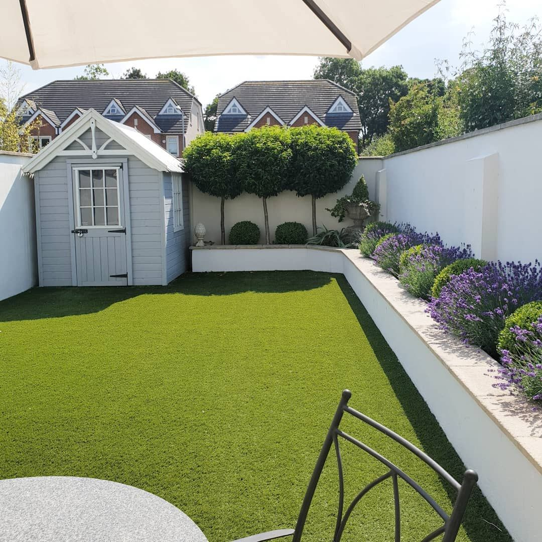 Lorna On Instagram Looking To The Old Garden Shed As Inspiration For An Upcom Small Courtyard Gardens Small Backyard Landscaping Small Front Yard Landscaping