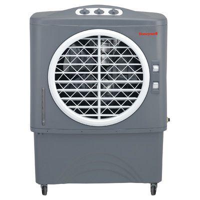 Honeywell 100 Pt Evaporative Air Cooler Portable Air Cooler Evaporative Cooler Indoor Outdoor