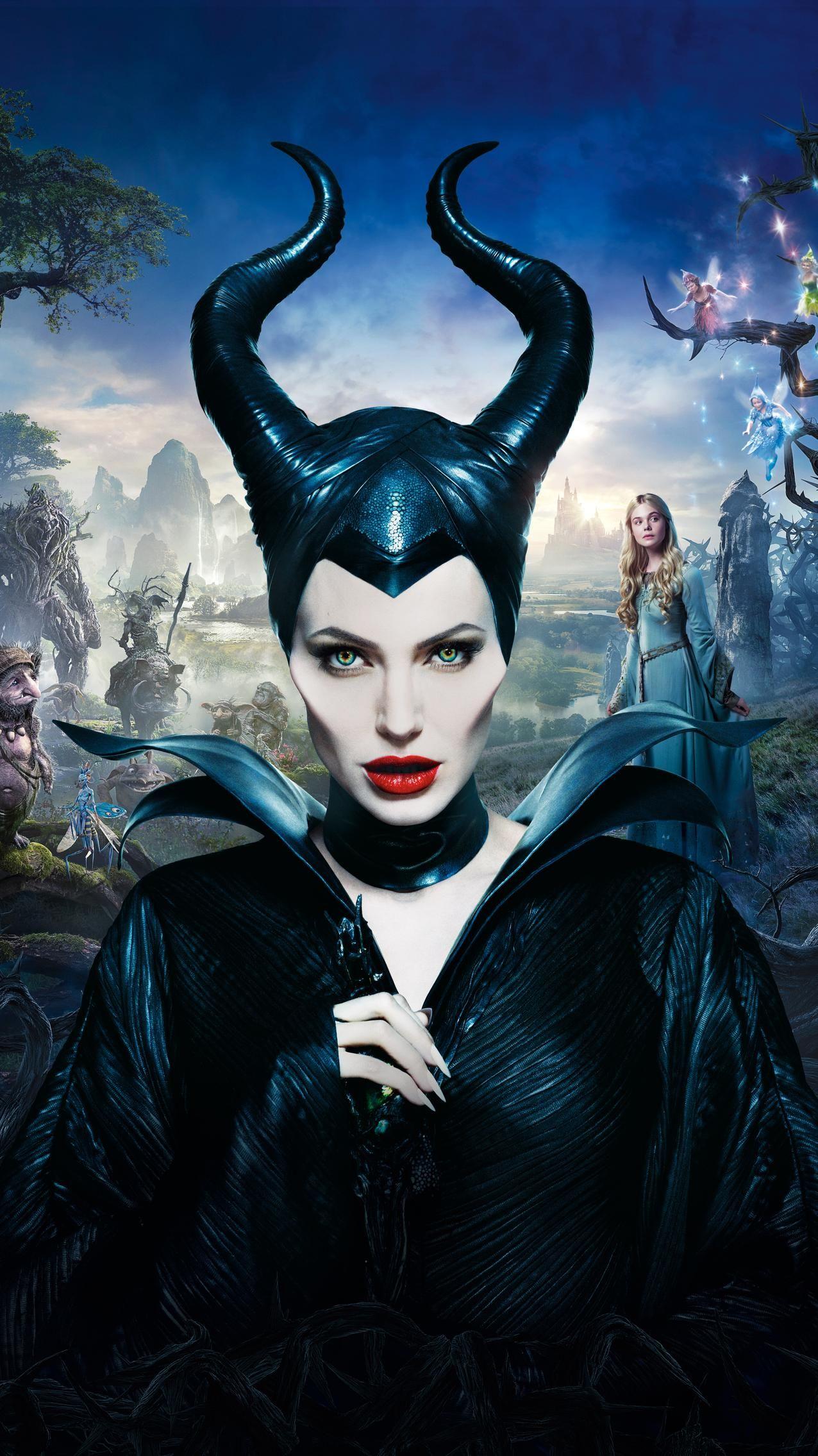 Maleficent 2014 Phone Wallpaper Moviemania Maleficent Movie Maleficent 2014 Maleficent