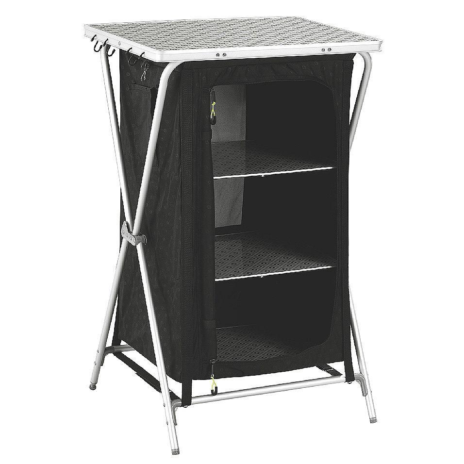 Eine Zusammenlegbare Garderobe Mit Regal Verstauen Sie Kleidung Lebensmittel Oder Kleinkram In Dem Faltschrank Und Halten Campingschrank Faltschrank Camping