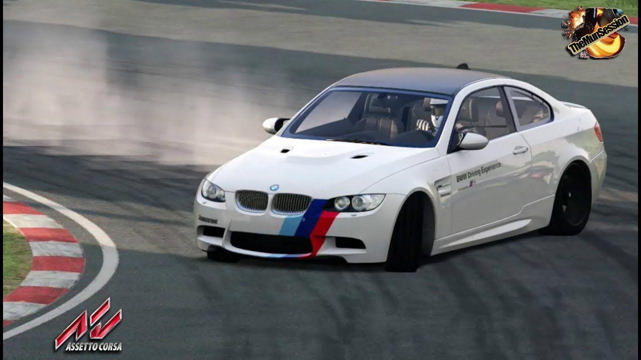 Bmw M3 E92 Drift Track Racing Japan Assetto Corsa Simulator