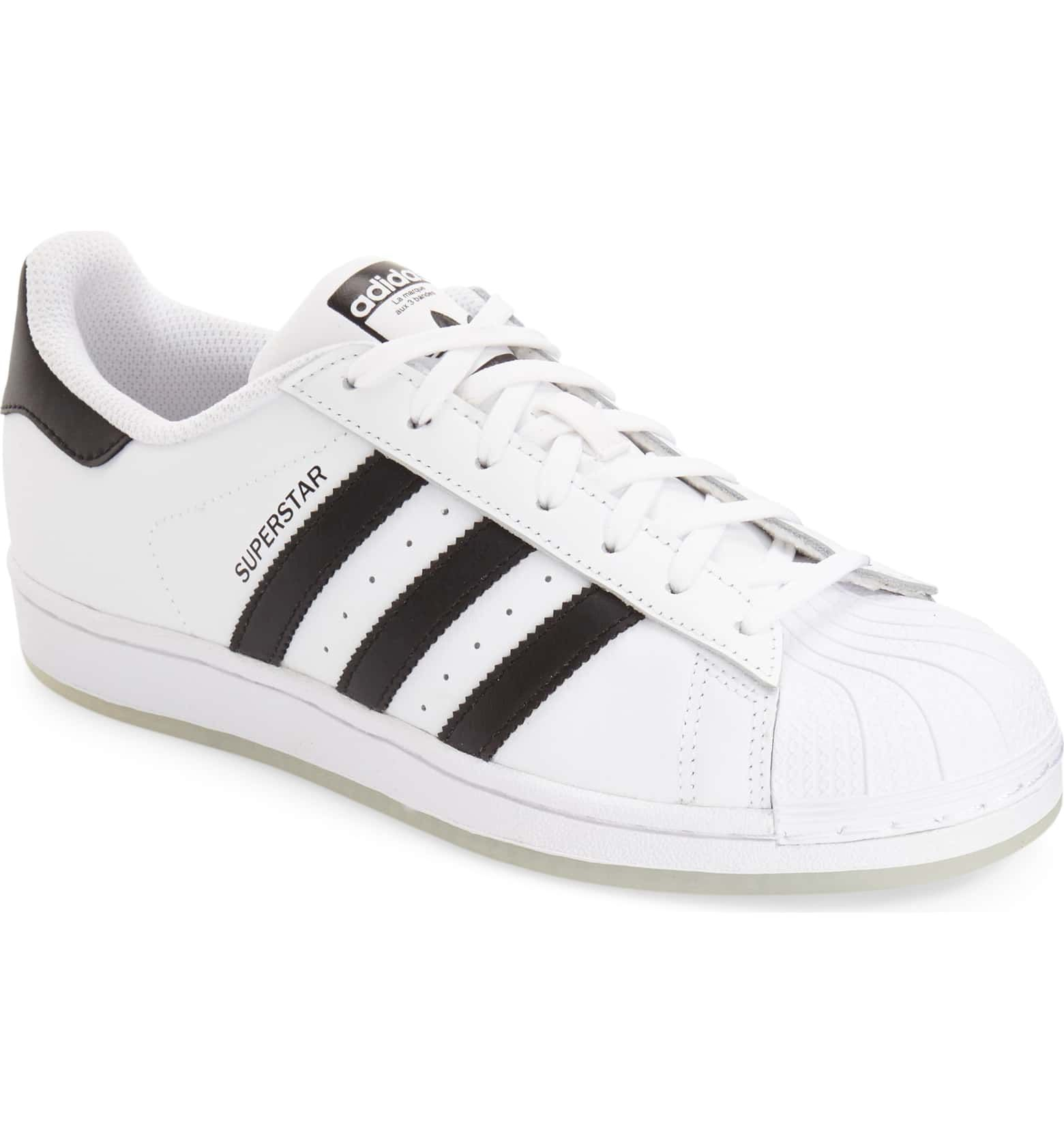 Superstar Sneaker, Main, color, WHITE/ BLACK/ ICE | My Style ...