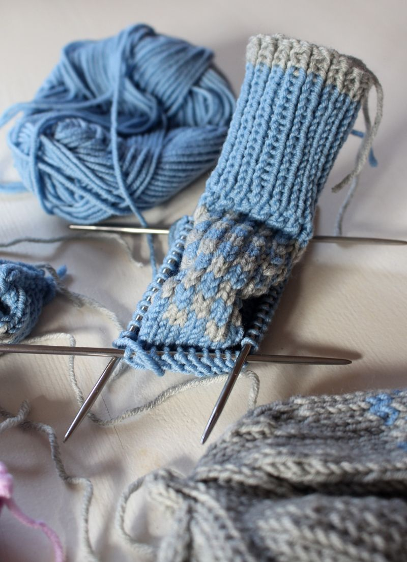 Photo of Baby hats and baby shoes – another double pack of luck