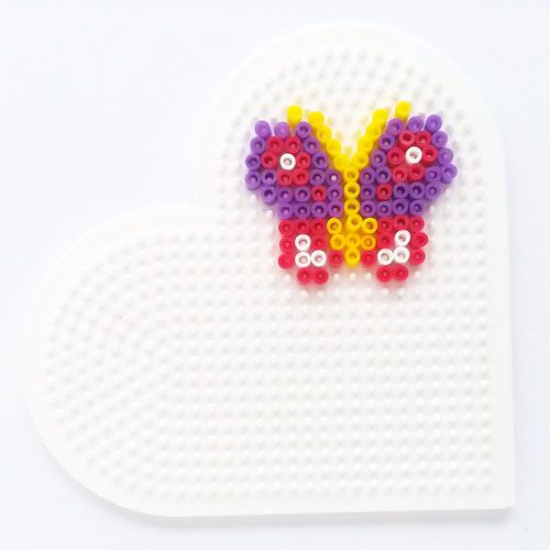 butterfly hama mini beads hama pinterest inspiration papillons et perles. Black Bedroom Furniture Sets. Home Design Ideas