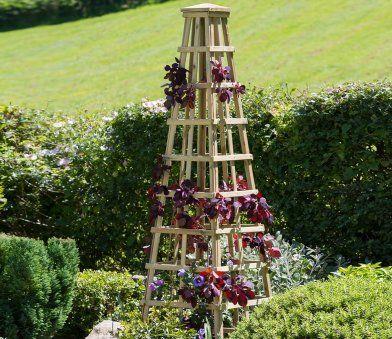 Snowdon Wooden Obelisk