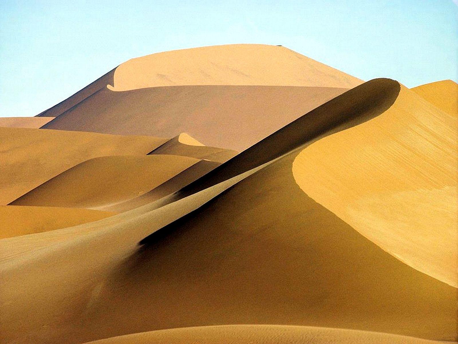 dessert dune