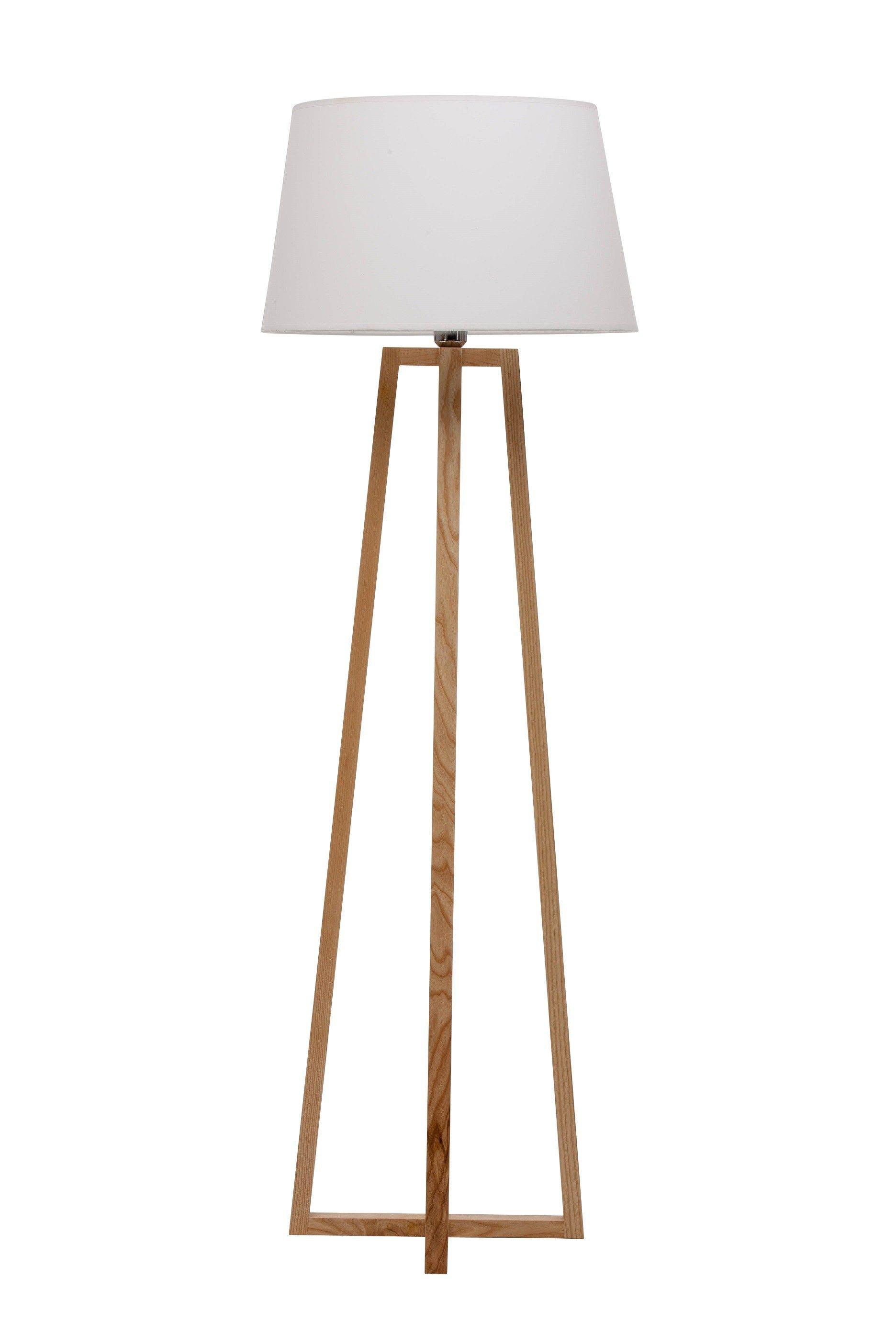 Modern Floor Lamp -- This stunning Modern floor lamp is elegantly ...
