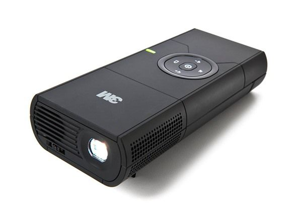 3M MP160 LED Mobile Pocket Projector