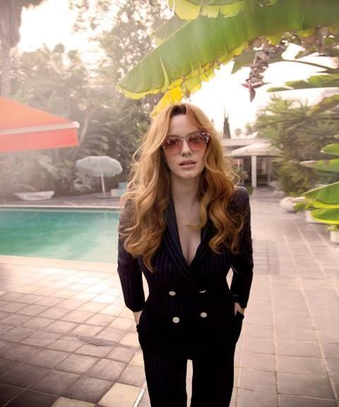 Christina Hendricks in Los Angeles Confidential magazine - May...
