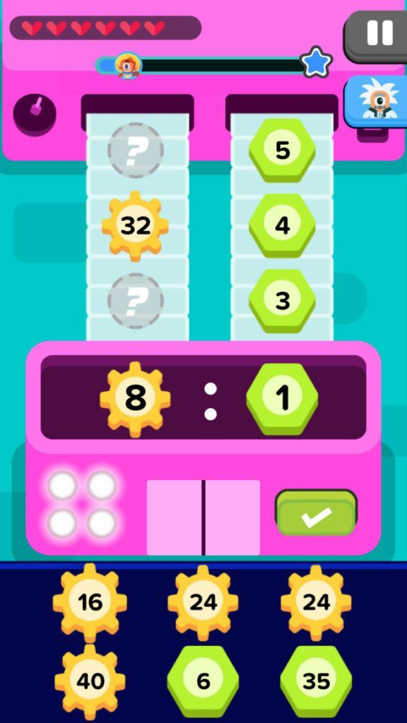 Zapzapmath App- More Math Games Elementary School Kids Will Enjoy ...
