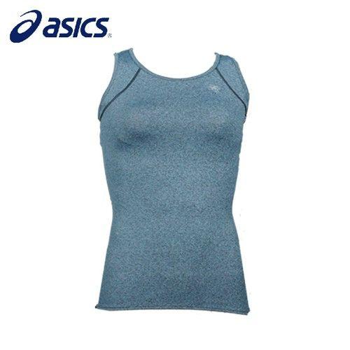 Asics Women Ayami Body Building Series Sleeveless Shirt - Blue Products- -  TopBuy.com 21b885c853