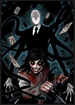 Bildresultat For Jeff The Killer Wallpaper