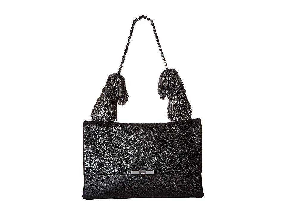 Ted Baker Meloddy Black Shoulder Handbags Instantly Propel Your