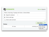 Evernote Web Clipper | Firefox Extensions | Evernote, Extensions