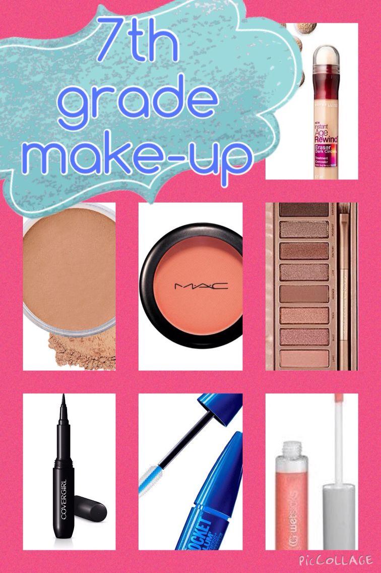 7th grade makeup Natural makeup for teens, Makeup for