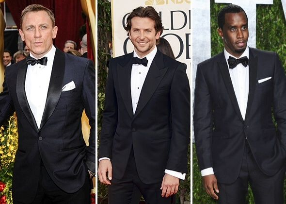 The Black Tie Dress Code for Men (Formal Attire) - The ...