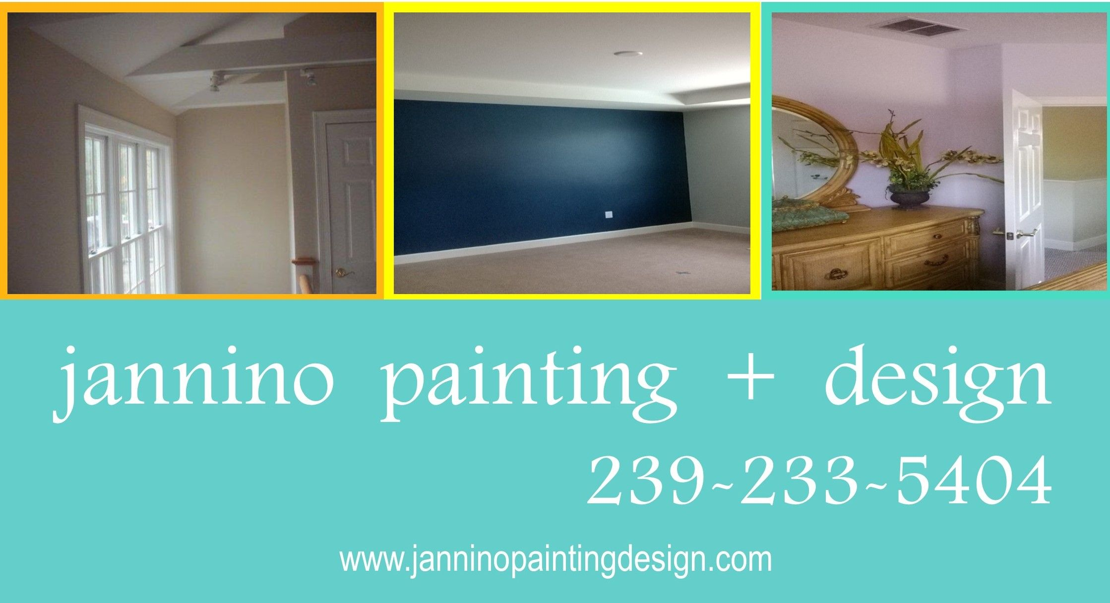 Affordable Interior & Exterior Painter Fort Myers Beach FL