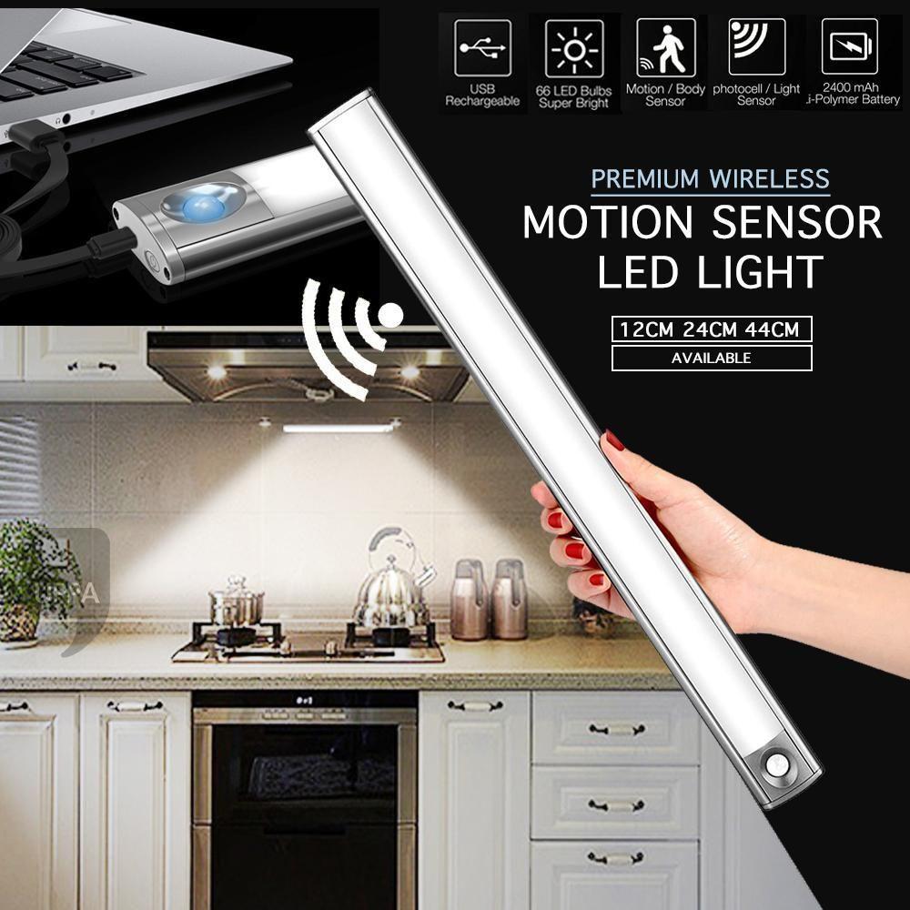 premium wireless motion sensor led