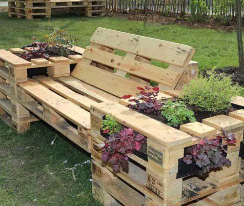 28++ Garten ideen mit paletten ideen