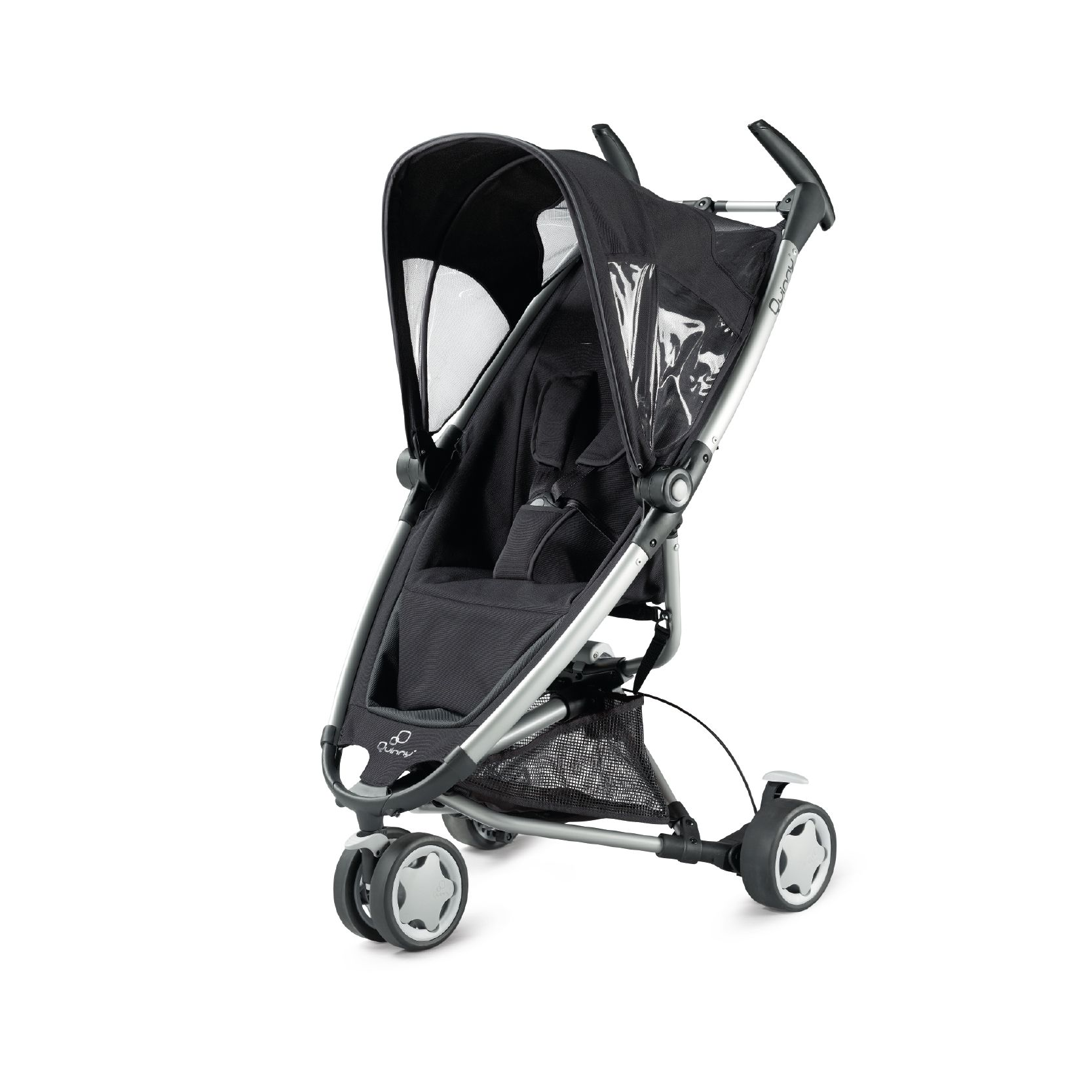 Quinny Zapp 3 Wheels Stroller, Rocking Black Lazada
