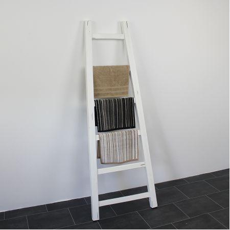 Decoratie ladder classic wit | Woonkamer | Pinterest