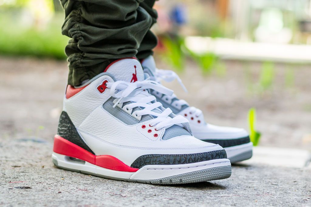 Check out my video review of the 2013 Air Jordan 3 Fire Red and find out  where to grab a pair for yourself! ecbdfab0f