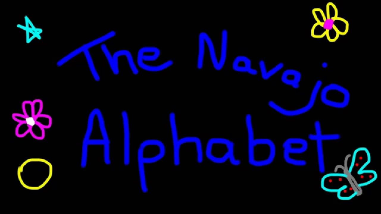 The Navajo Alphabet Song - YouTube | language learning