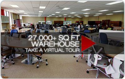 Office Furniture Showroom Virtual Tour