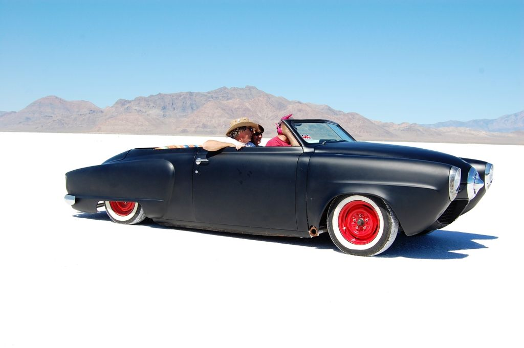 1950 Studebaker Salt Flats SHOP SAFE! THIS CAR, AND ANY OTHER CAR ...
