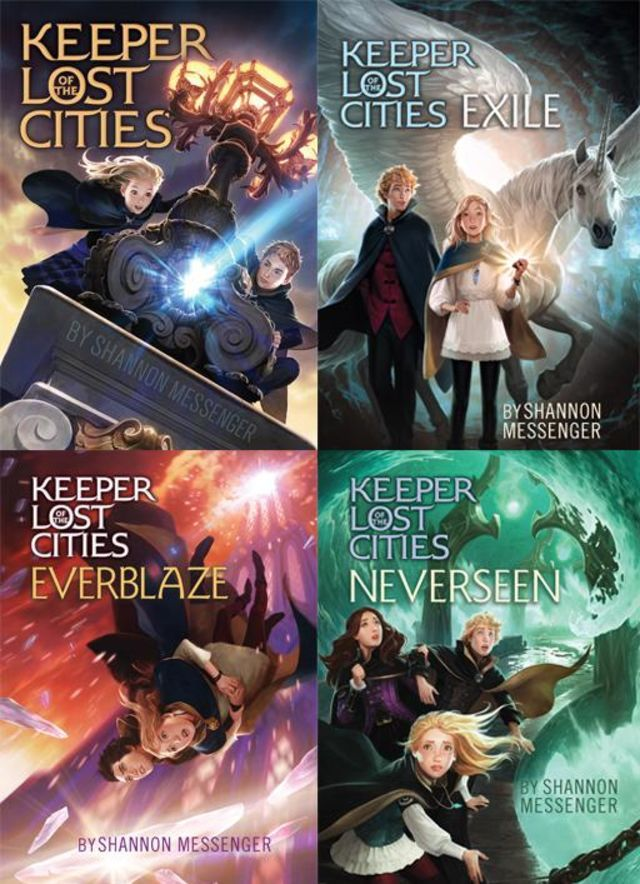 Who Are You In Quot Keeper Of The Lost Cities Quot By Shannon