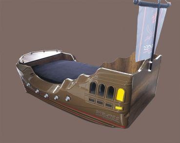 Kinderbett piratenschiff  Piratenschiff Kinderbett Caribbean | Angela's House | Pinterest ...