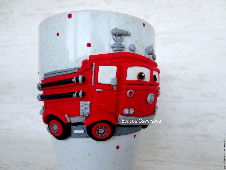 Кукла пожарного своими руками