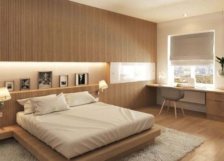 Decorative Bedroom Niches That Are Also Really Functional