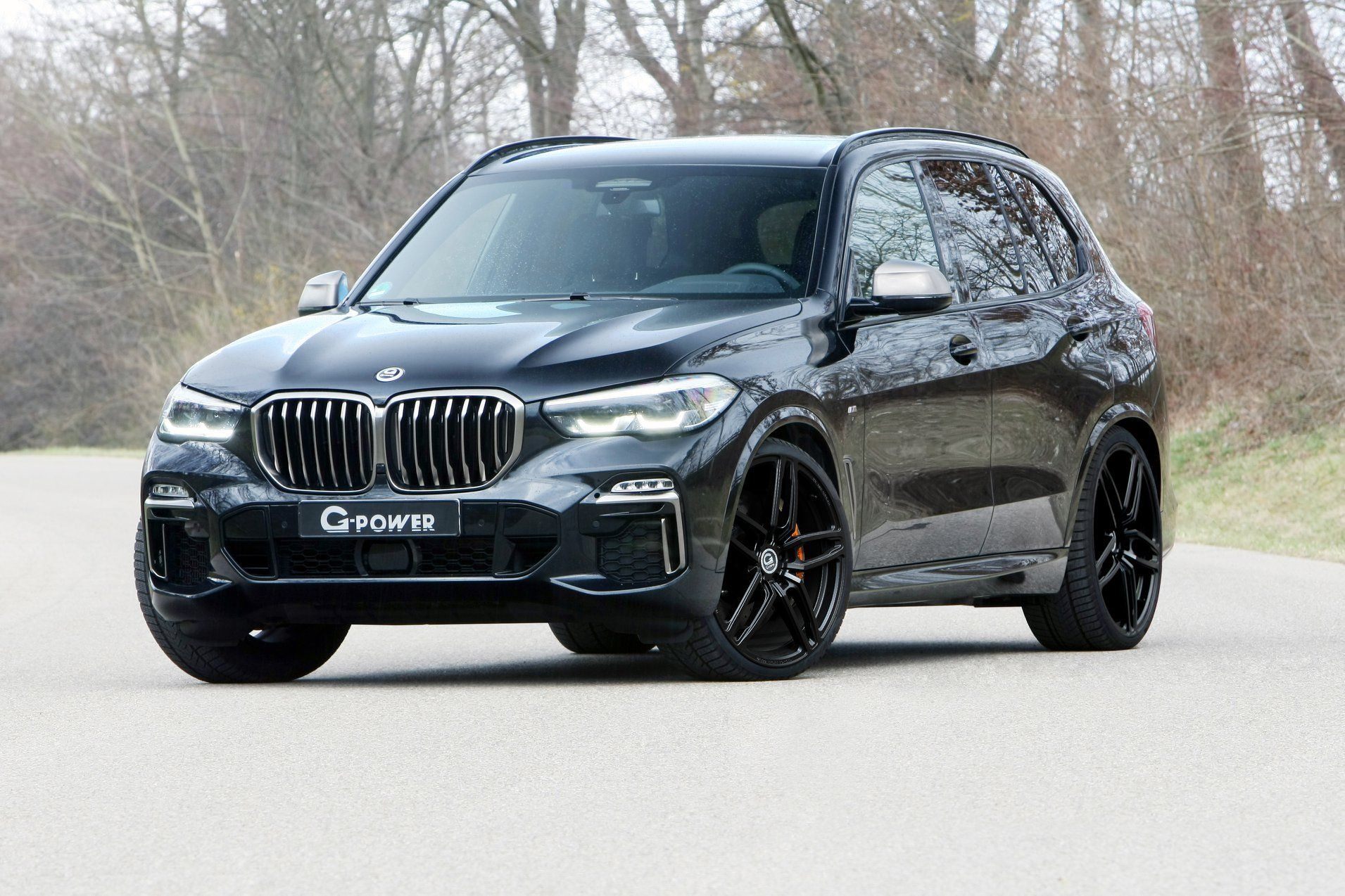 G Power Gives 475 Hp To The Bmw X5 M50d With Images Bmw X5