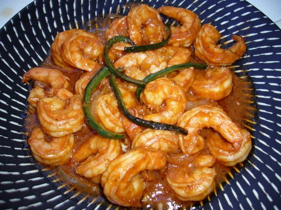 Check out camarones a la diabla its so easy to make la diabla posted for the zaar world tour from the mexican cookery cookbook i havent tried this recipe but it sounds delicious when making this dish forumfinder Images