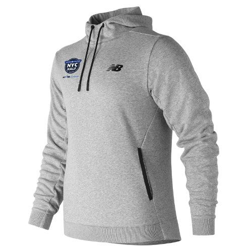 6628a87a160b5 New Balance 81546 Men's NYC Half 247 Sport Hooded Pullover - (MT81546C)