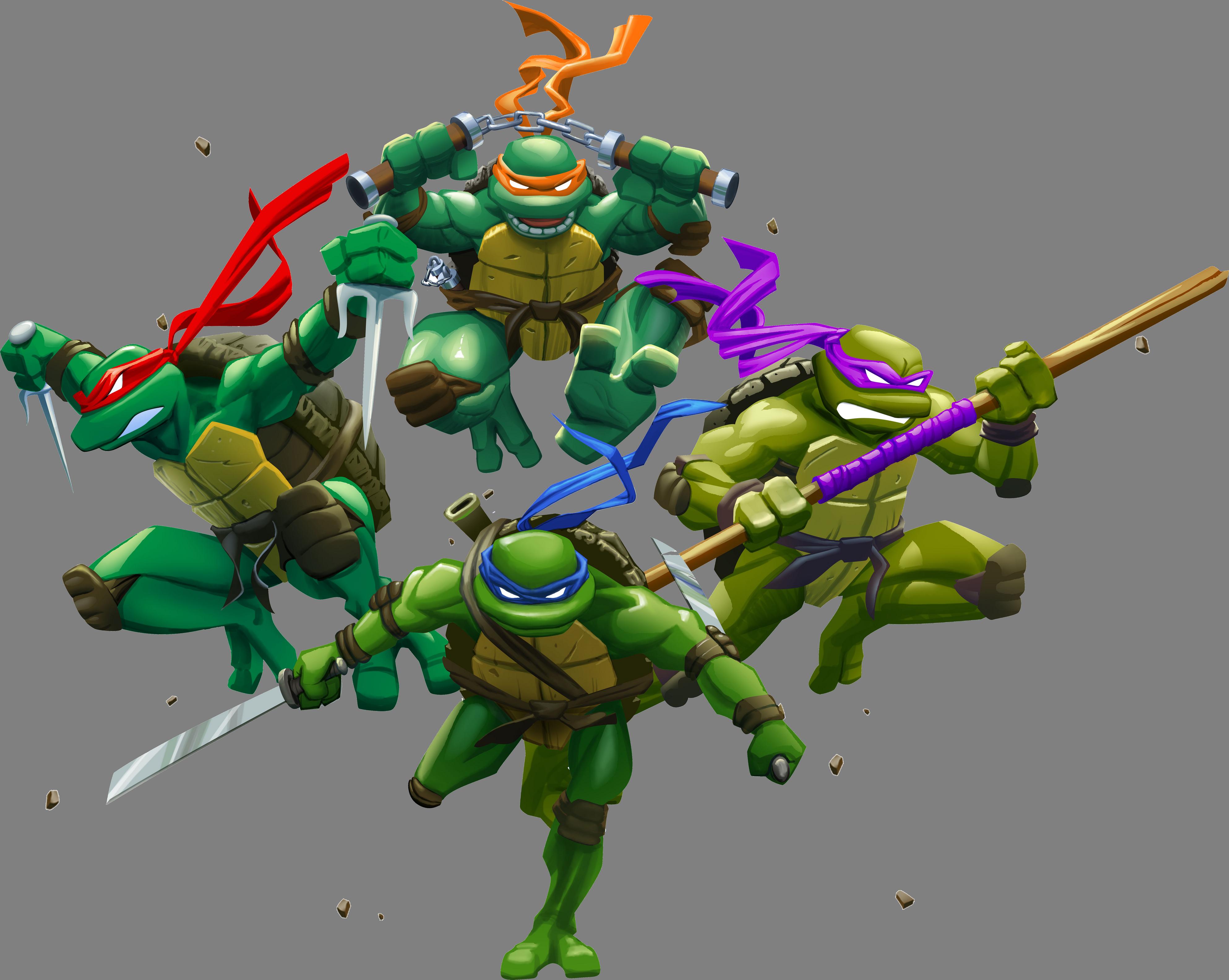 Teenage Mutant Ninja Turtles Png