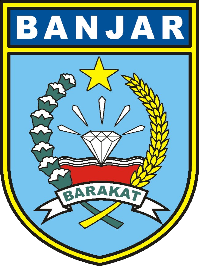 Banjar Indonesia, Kota
