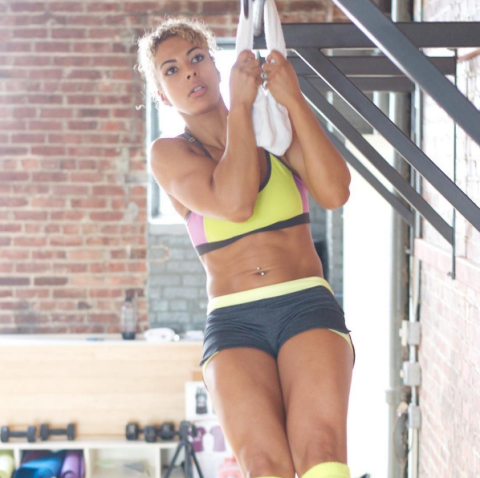 All the motivation you need to get in shape—and stay there.